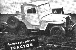 Willys ad