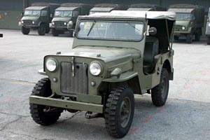Swiss Army CJ-3B