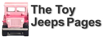 The Toy Jeeps Pages