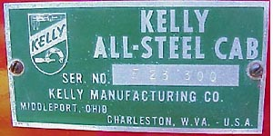 Kelly tag